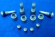 4 St. REIFENDRUCK SENSOR VENTIL / REPAIR KIT TPMS Aluminium-Ventile RDK RDS RDC