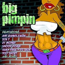 Big Pimpin' [Priority/Capitol] [PA] by Various Artists (CD, Jul-2002, Priority)