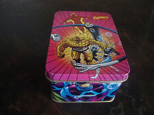 Nabisco---Marvel---Collector Tin---Fantastic Four---With Box/Letter/Catalog/1994