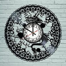 Astrology Horoscope CHINESE Zodiac Vinyl Record Wall Clock Art Birthday Party