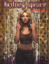 BRITNEY SPEARS-OOPS.I DID IT AGAIN-PIANO/VOCAL/GUITAR CHORDS MUSIC BOOK-NEW SALE