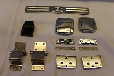 Harley Davidson H-D HD OEM tour pak hinges and latches lock hook catch USA