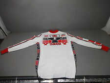 Vintage YAMAHA MOTOCROSS JERSEY USA RACING Shirt Youth Kids Size 8