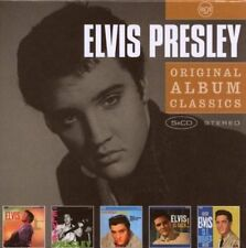 Original Album Classics [Elvis Presley] [5 discs] New CD