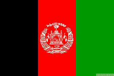 "AFGHANISTAN mini flag 9"" x 6"" 22cm x 15cm flags"