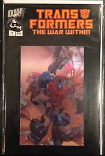 Transformers War Within #1 Lenticular Cover VF+ 1st Print Free UK P&P DW Comics