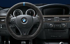 Genuine BMW OEM M Performance Steering Wheel Alcantara E90 E92 E93 M3 DCT