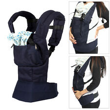 Adjustable Newborn Toddler Infant Backpack Sling Wrap Rider Comfort Carrier Baby
