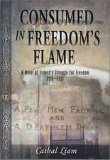 Consumed In Freedom's Flame : A Novel of Ireland's Struggle for Freedom 1916-19