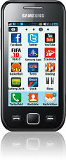 Samsung wave s723 (sans simlock) smartphone wlan 3g GPS 5mp flash radio top OVP