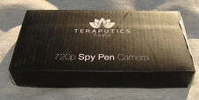 Teraputics 720P Spy Pen Camera w/ True HD - 8GB SD Card Included 1280 x 720P