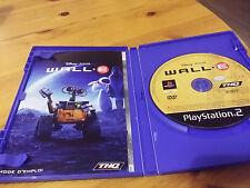 WALL-E DISNEY - PLAYSTATION 2 - 3 ans et + - Jeu complet  (envoi suivi)