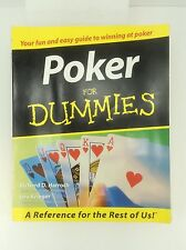 Poker for Dummies® by Richard D. Harroch and Lou Krieger (2000, Paperback)