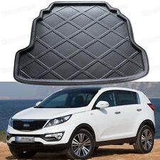 Black Car Rear Trunk Mat Cargo Boot Liner Tray Fit for KIA Sportage 2011-2015