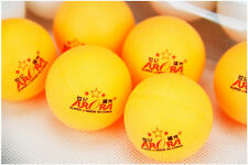 6pcs New Super 3-star 40mm Olympic Table Tennis Balls Pingpong Balls orange