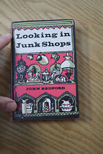 1960S  LOOKING IN JUNK SHOPS  1961  !!      FUN GIFT    vintage book