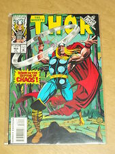 THOR THE MIGHTY #464 VOL 1 MARVEL INFINITY CRUSADE JULY 1993