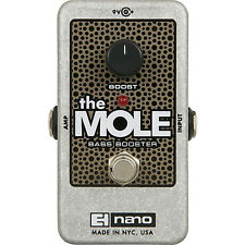Electro Harmonix The Mole Pedal Effect