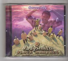 (GZ970) Ladysmith Black Mambazo, Heavenly - 1997 CD