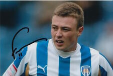 COLCHESTER UNITED HAND SIGNED FREDDIE SEARS 6X4 PHOTO 1.
