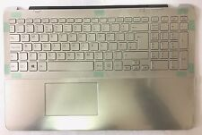 SONY VAIO SVF15A1C5E, SVF15A1Z2E PALMREST, TOUCHPAD & UK KEYBOARD-3A EAGD6005010