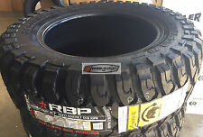1 New LT 37x13.50R24 RBP Repulsor MT Tires 37 13.50 24 LRE Offroad Sale R24