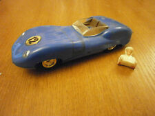 SCALEXTRIC-TRI-ANG-ENGLAND - VINTAGE - LISTER JAGUAR IN AN ORIGINAL BOX-1960'S.