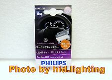 Philips 21W CANbus LED load Resistor Control Unit Warning Canceller bulb light