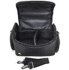 Deluxe Camera Case bag for Photo Camera & Camcorder (View some listed models)