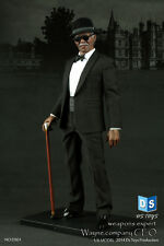 DSTOYS DS01 Weapons Expert Wayne Company CEO. Morgan Freeman 1/6 Figure