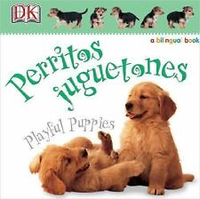 Perritos JuguietonesPlayful Puppies (Soft-to-Touch Books)