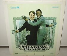 "TRADING PLACES -SelectaVision Video MOVIE Disc PARAMOUNT HOME VIDEO  14"" X 13"""