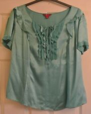Monsoon 100% silk top. size 20 but can also wear if you are smaller