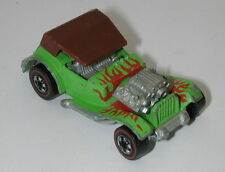 Redline Hotwheels Light Green 1974 Sir Rodney Roadster  oc15373