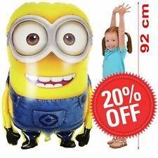 DESPICABLE ME MINION DAVE HELIUM FOIL BALLOON Birthday Party Supplies Decoration
