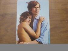 carte postale Postcard TURKEY TURC ANKARA couple sexy montre NON ECRITE