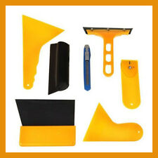 CAR WINDOW TINT TOOLS KIT 7PCS FOR FILM SCRAPER APPLICATION INSTALLATION AC56 MM