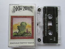 """NEW MOON """"EMERALD COUNTRY SHACK"""" CASSETTE, 1998 DASH, TESTED, ONLY ONE ON EBAY."""