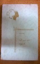 LIBRO A . FONTANELLI - IL VIALE DELLE MAGNOLIE - GENIO 1952