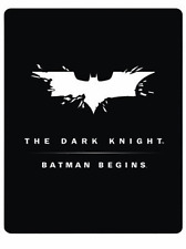 Batman Begins + The Dark Knight