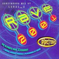 Various Artists Electronica: Rave 2001 CD