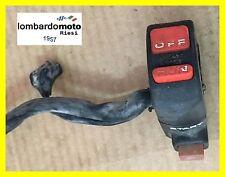 COMMUTATORE DEVIOLUCI COMANDO DESTRO ON OFF Honda dominator nx 650 1988 2002