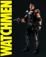 "DC Direct WATCHMEN__THE COMEDIAN (Flashback) 6 ¾ "" Exclusive Variant figure__MIB"