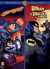 Batman Superman Movie The Batman vs Dracula (2 Disc DVD) EXCELLENT CONDITION