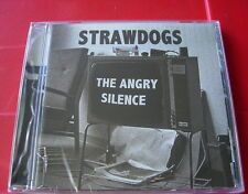 Strawdogs The Angry Silence CD NEW SEALED Straw Dogs Punk Oi! Skinhead