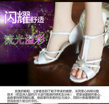 Lots of lady's latin/ballroom/modern/practice CUSTOMIZED lady dance shoes 2