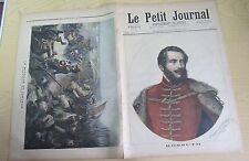 Le petit journal 1892 98 Kossuth le révolutionnaire hongrois