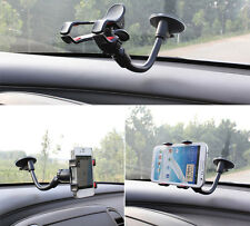 Universal Car Windshield Mount Holder Bracket For GPS iPhone 6/5/4 Samsung Phone