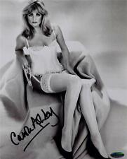 Carole Ashby Signed 8x10 Photo Octopussy James Bond Girl 007 OC Dugout Holo OC3