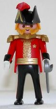 ROYAL GUARD GENERAL Playmobil zu Rotrock Soldat 5581 4577 Garde Top Custom 1564